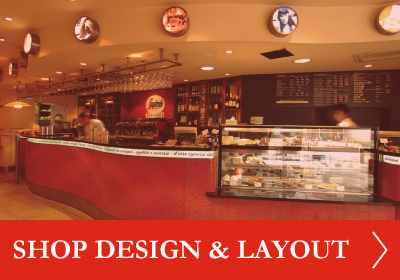 SHOP DESIGN & LAYOUT