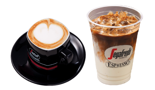 Caffè Latte / Iced Caffè Latte