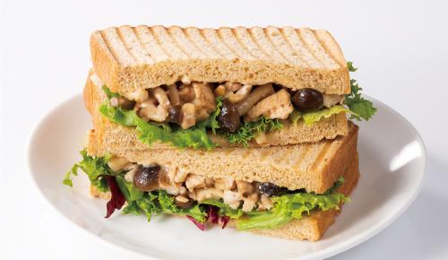 Smoked Mozzarella & Balsamic Chicken Sandwich