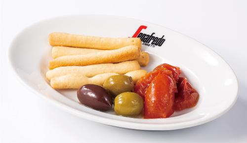 Grissini, Olive & Oil Tomato
