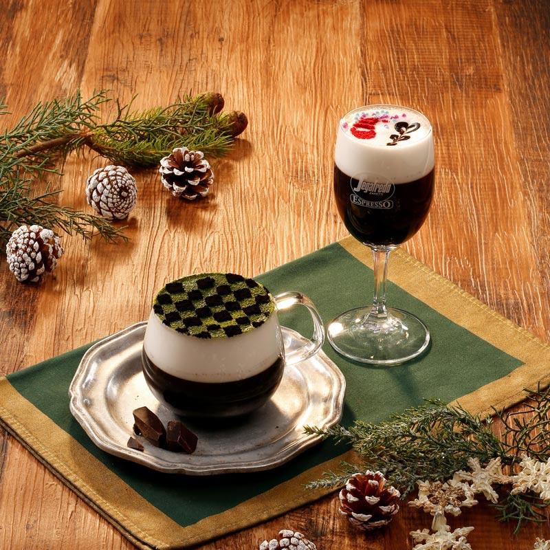 イタリア・トリノで人気のチョコレートドリンク「ビチェリン」をクリスマス仕様にアレンジ 「ビチェリン・ミルクフリー」11月24日(火)発売 ビーガン対応のオーツミルクで、リッチな味わいをヘルシーに