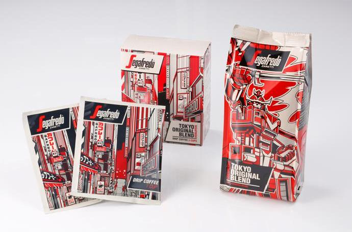 セガフレード初!国内で焙煎した日本市場向けのオリジナルブレンドを販売開始
